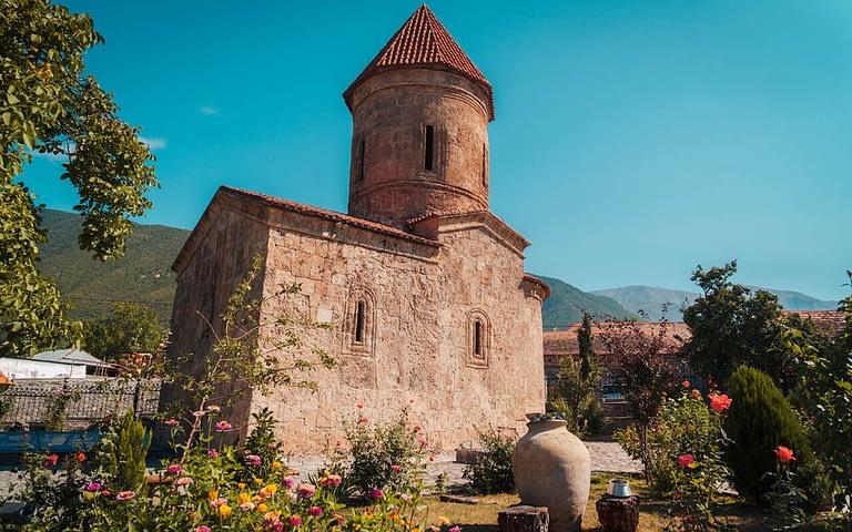 azerbaijan_sheki_albanian_church_study_overseas