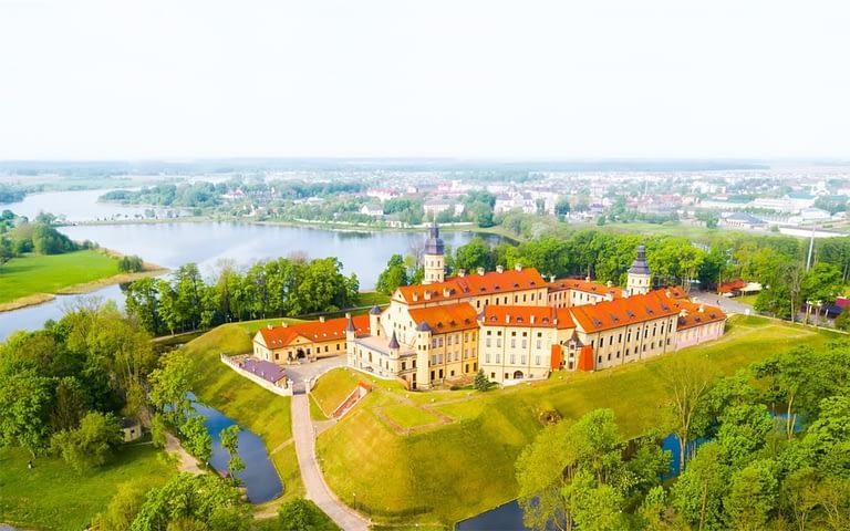 Nesvizh_castle_belarus_study_in_europe